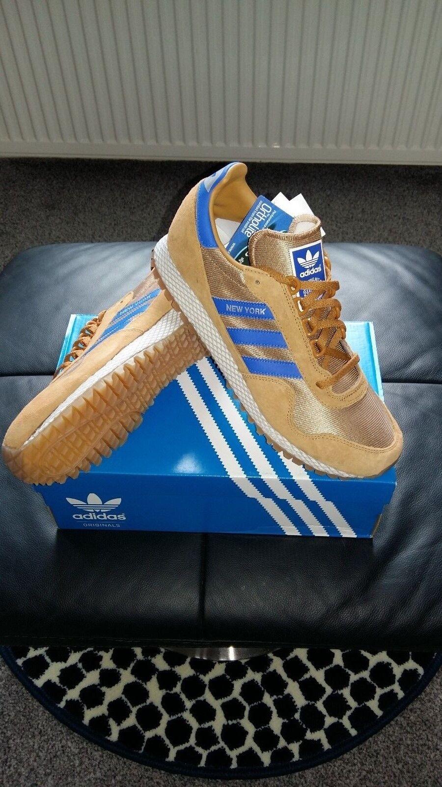 Adidas New Zapatillas York Originales.. Old Skool Zapatillas New Reino Unido 40 2/3 euros 7ce011