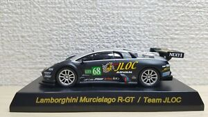 1-64-Kyosho-LAMBORGHINI-MURCIELAGO-R-GT-TEAM-JLOC-68-diecast-car-model