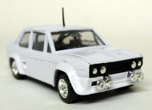 Luso-toys-1-43-Scale-Fiat-131-Abarth-White-Arial-diecast-model-car