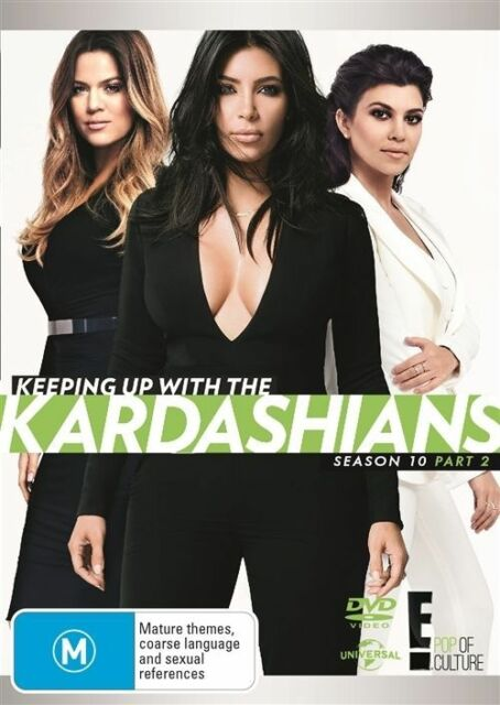 Keeping Up With The Kardashians : Season 10 : Part 2 DVD Region 2,4 (single Disc
