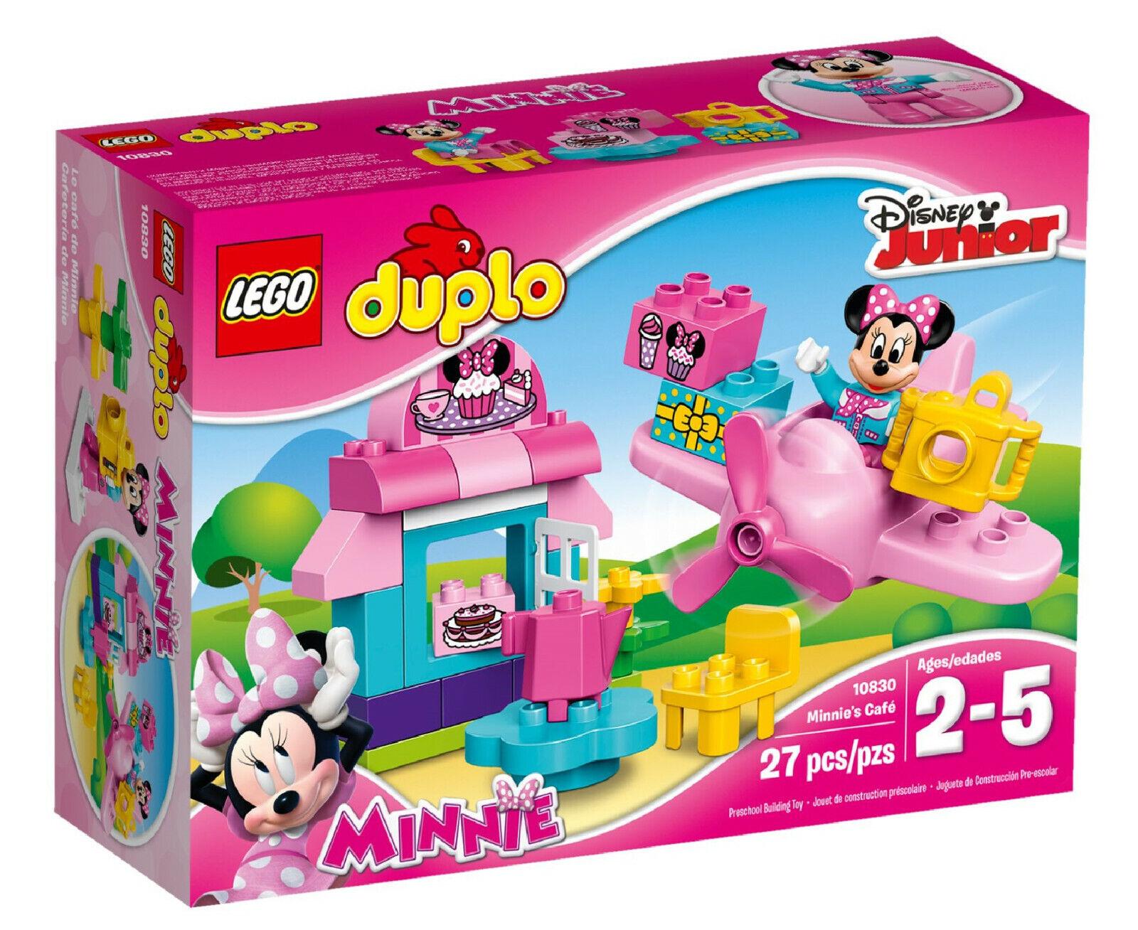 LEGO® Duplo® (10830) Minnies Café inkl Versand NEU&OVP