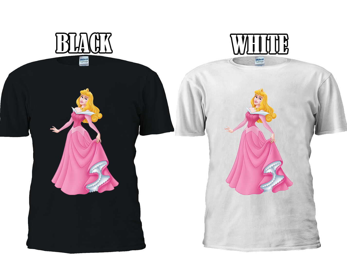 Disney princess sleeping beauty auror auror auror t-shirt débardeur tank top hommes femmes unisexe 433 486b90