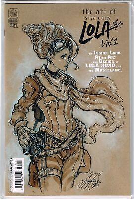 Aspen Comic Lola XOXO Vol 2 #1 Cover A NM Vault 35