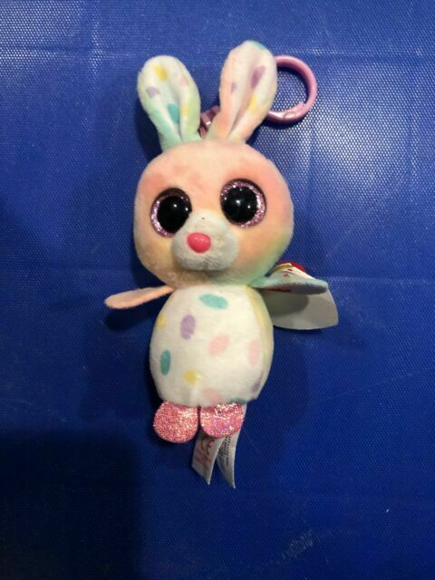 TY Basket Beanie Babies Easter 2016 Set of 2 Lilli /& Swirls w//Plastic clips