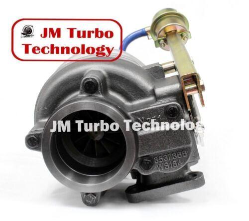 HX40W SUPER DRAG Diesel Turbocharger Fits Holset T3 Flange Dodge CUMMINS