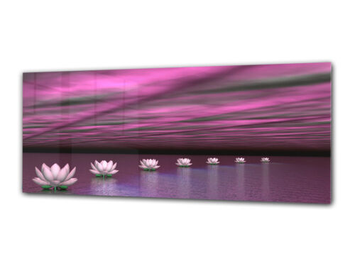 Glass Print Wall Art 125x50 cm Image on Glass Decorative Wall Picture 55084809