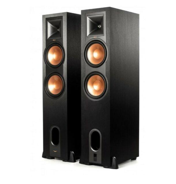 Klipsch R-28PF Powered Bluetooth Floorstanding Speaker / PAIR