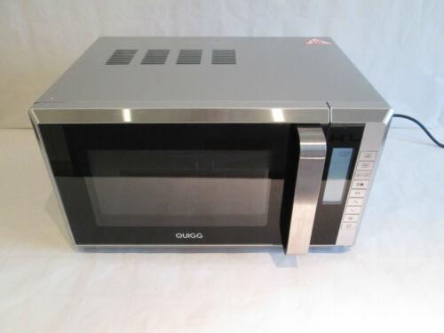 Silber B 1000 W 20 L 8 Pr. Mikrowelle mit Grill MD17104 8 Leistungsstufen