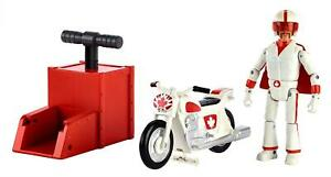 Disney-Pixar-Toy-Story-4-Stunt-Racer-Duke-Caboom-Wheelie-Race-Mattel