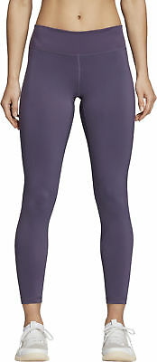 Adidas Believe This Rr Womens 7/8 Running Tights - Purple