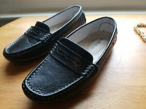 72e14c2cb12 Image is loading SUNROLAN-Leather-Casual-Shoes-Driving-Moccasins-Slip-On-