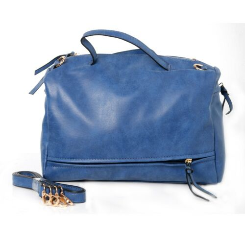 Women Crossbody Bags Motorcycle Shoulder Bag Matte Leather Vintage Messenger Bag