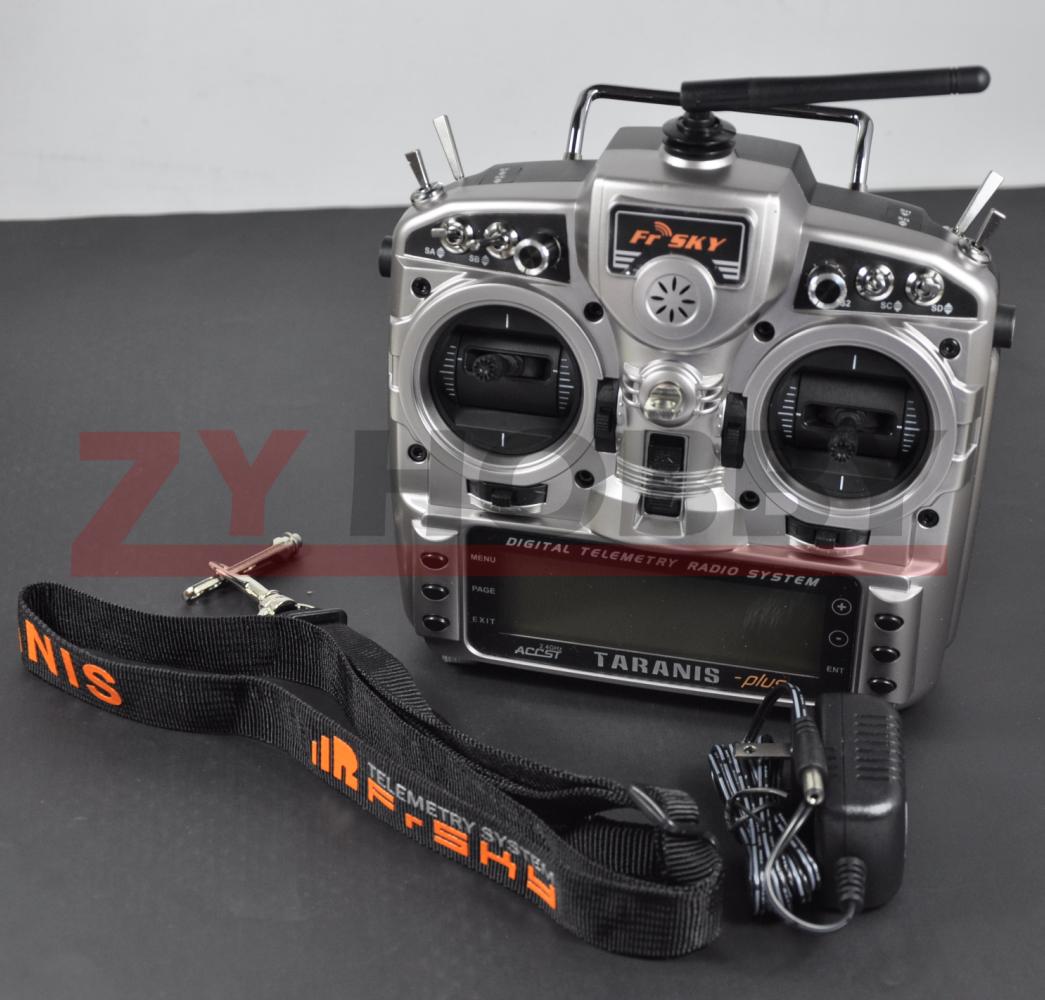 FrSky Taranis Transmisor de control remoto X9D Plus Sistema de Radio Digital telemetría