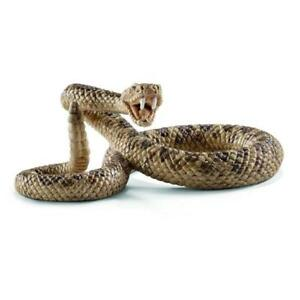 Schleich-Rattlesnake-Figure-14740-NEW-IN-STOCK-Educational-Creatures