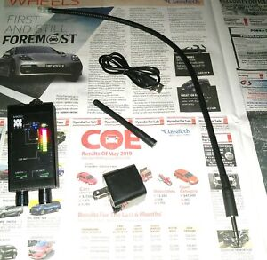 Gps-tracker-hidden-surveillance-camera-bug-detector