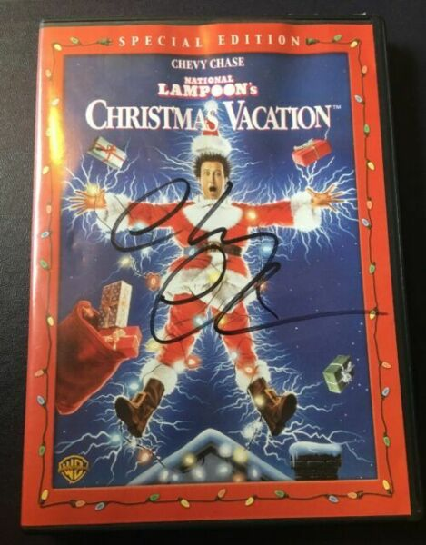 National Lampoon's Christmas Vacation DVD Chevy Chase For