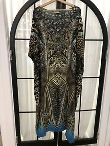 Camilla-Franks-Rapturous-Round-Neck-Kaftan-Rrp-599