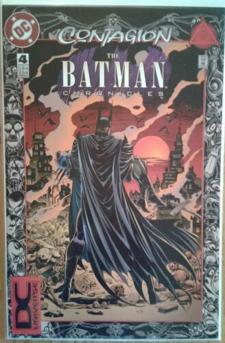 """Batman Chronicles"" complete unread quarterly series w ""The Gauntlet"" 1shot"