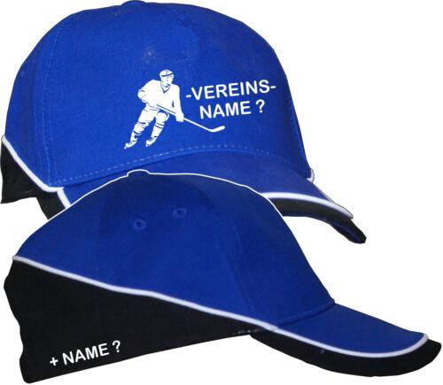 Eishockey Cap Fanmütze Kappe Basecap Mütze Meister Geschenk T-Shirt im Shop 4