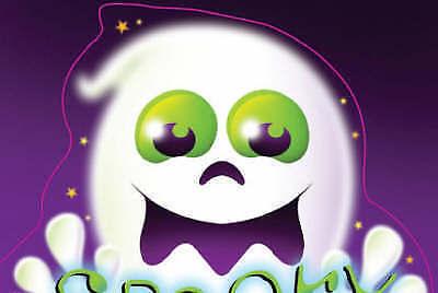 Spooky Joke Book, , Very Good Book