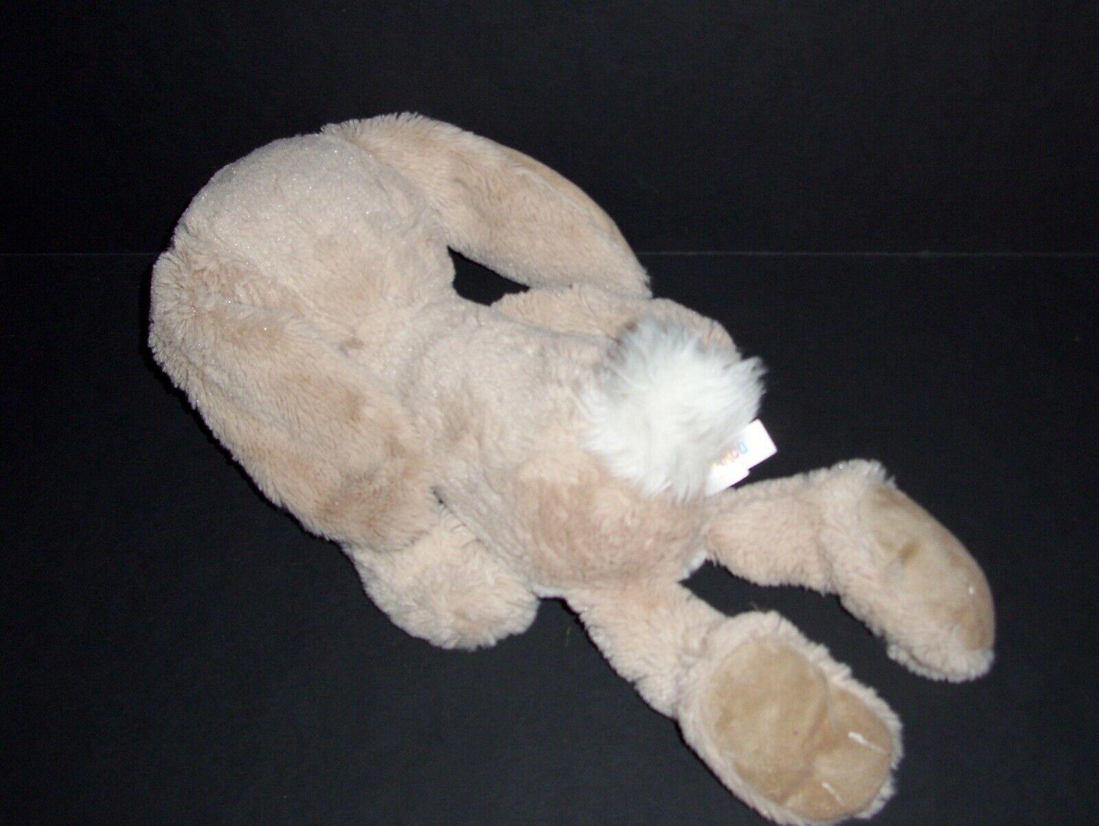 16  Circo Tan Bunny Rabbit Plush Cream White White White Pink Nose Stuffed Animal Toy Soft f61e9d