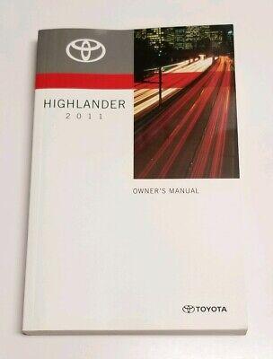 toyota highlander owners manual limited se base sport