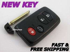2008 toyota highlander smart key battery replacement