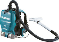 Makita Dvc260z Twin 18v Cordless Vacuum Cleaner / Dust Extractor