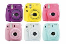 FUJIFILM Fuji Instax Mini 9 Set inkl. 4 Filme für 40 Fotos  NEUWARE