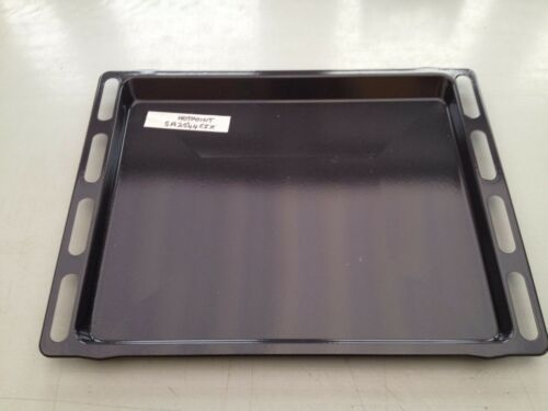 HOTPOINT SA2544CIX OVEN ROASTING PAN GRILL PAN TRAY 480 x 370mm GENUINE PART