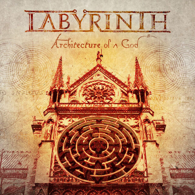 Architecture of a God LABYRINTH CD ( FREE SHIPPING)