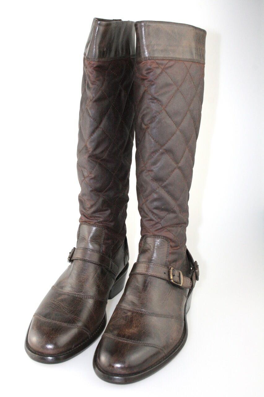 Belstaff de lujo botas Marrón Marrón Marrón zapatos New trialmaster Wax Marrón botas a29f6a