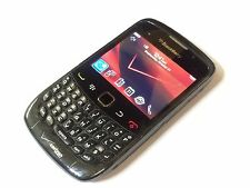 Blackberry Curve 3G 9330 - Black (Verizon) Smartphone Clean