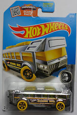 2016 Hot Wheels SUPER CHROMES 2/10 Hot Wheels High 37/250 (Chrome Version)