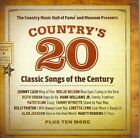 Country's 20 Classic Songs of The Century / Var 027072808129 by Various CD