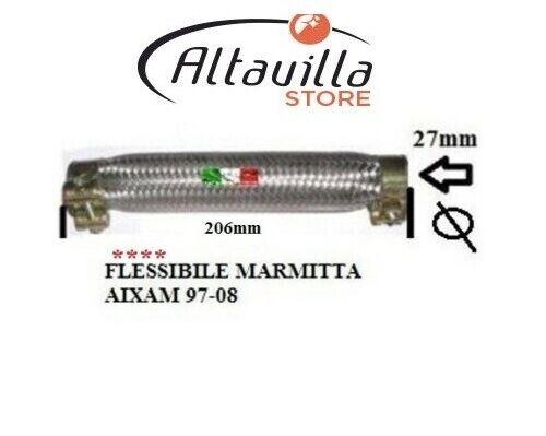 Flexible Exhaust Aixam 400 500 Evo 400.4 Reinforced 19//20cm
