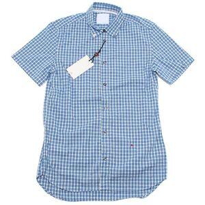size 40 276a2 36201 Details about 41472 camicia peuterey camicie uomo shirt men manica corta-  show original title