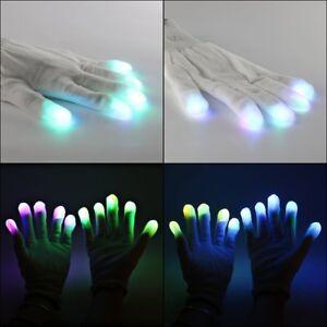 7-Mode-LED-Gloves-Glove-Rave-Light-Flashing-Finger-Lighting-Glow-Mittens-A