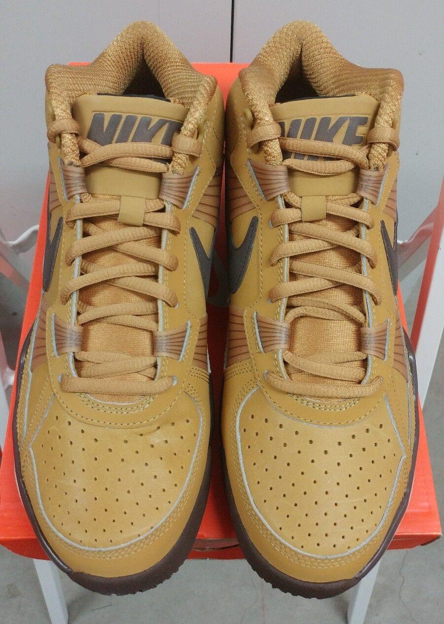 2010 Nike Trainer SC 2010 Premium Bo Knows 395940-722 JACKSON Tan Brown 10