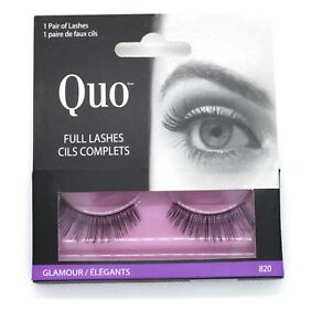 dbf19486cd5 QUO Full False Eye Lashes Glue Various Styles Glamour, Individual or ...