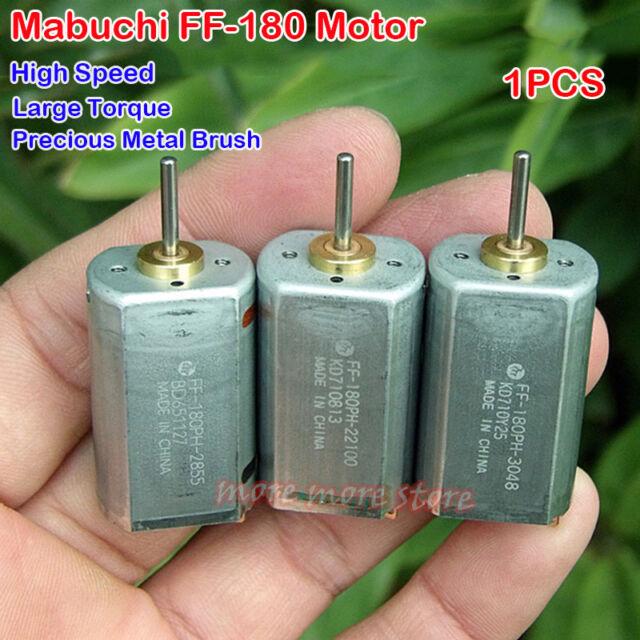 1pcs For MABUCHI FF-130SH-11340 DC12V 10000RPM Metal Brush DC Motor for DIY Part