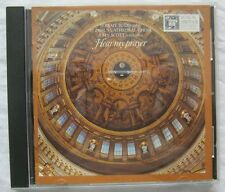 Hear My Prayer Choir Of St Pauls Cathedral  CD MHS 514893T 1991