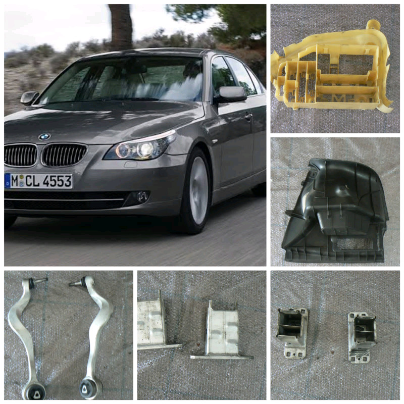 BMW E60 5 series parts available