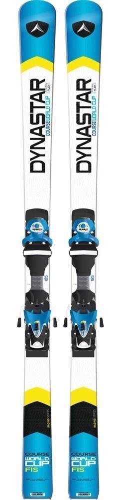 2015  Dynastar Course FIS R20 WC 190cm Skis w  Look SPX 12 MFX Bindings  free shipping!