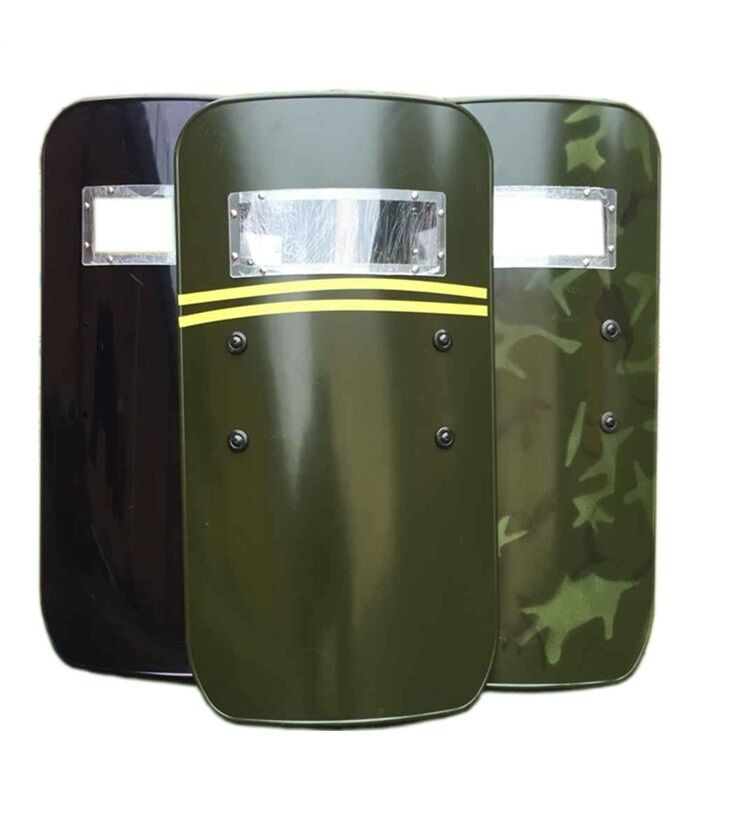 Plastic Military Tactical Anti-Riot Law Enforcement Police Shield Predection
