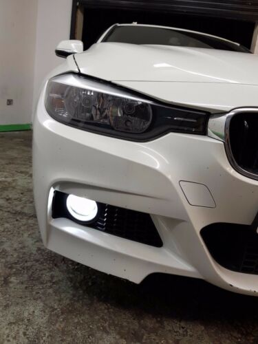 BMW SERIE 3 E90 E92 F30 Xenon Bianco LED foglights KIT-H8/H11 6000K Fog Lights