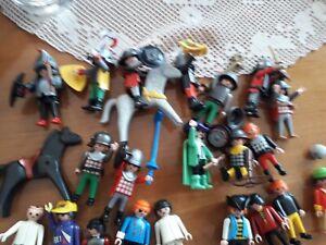 Playmobil-40 Pièces- Divers Accessoires-Pièces de Castello