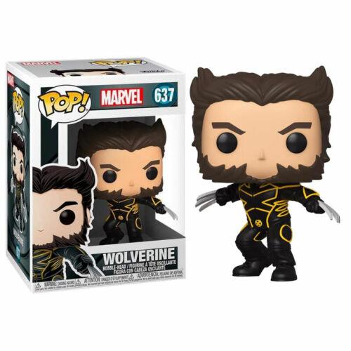 X-Men 20th Anniversaire Pop Marvel NEUF * Vinyl Figure-Wolverine en Veste