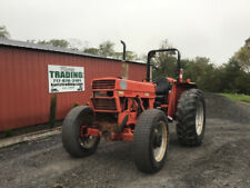 1991 Case Ih 595 4x4 56hp Utility Tractor Cheap
