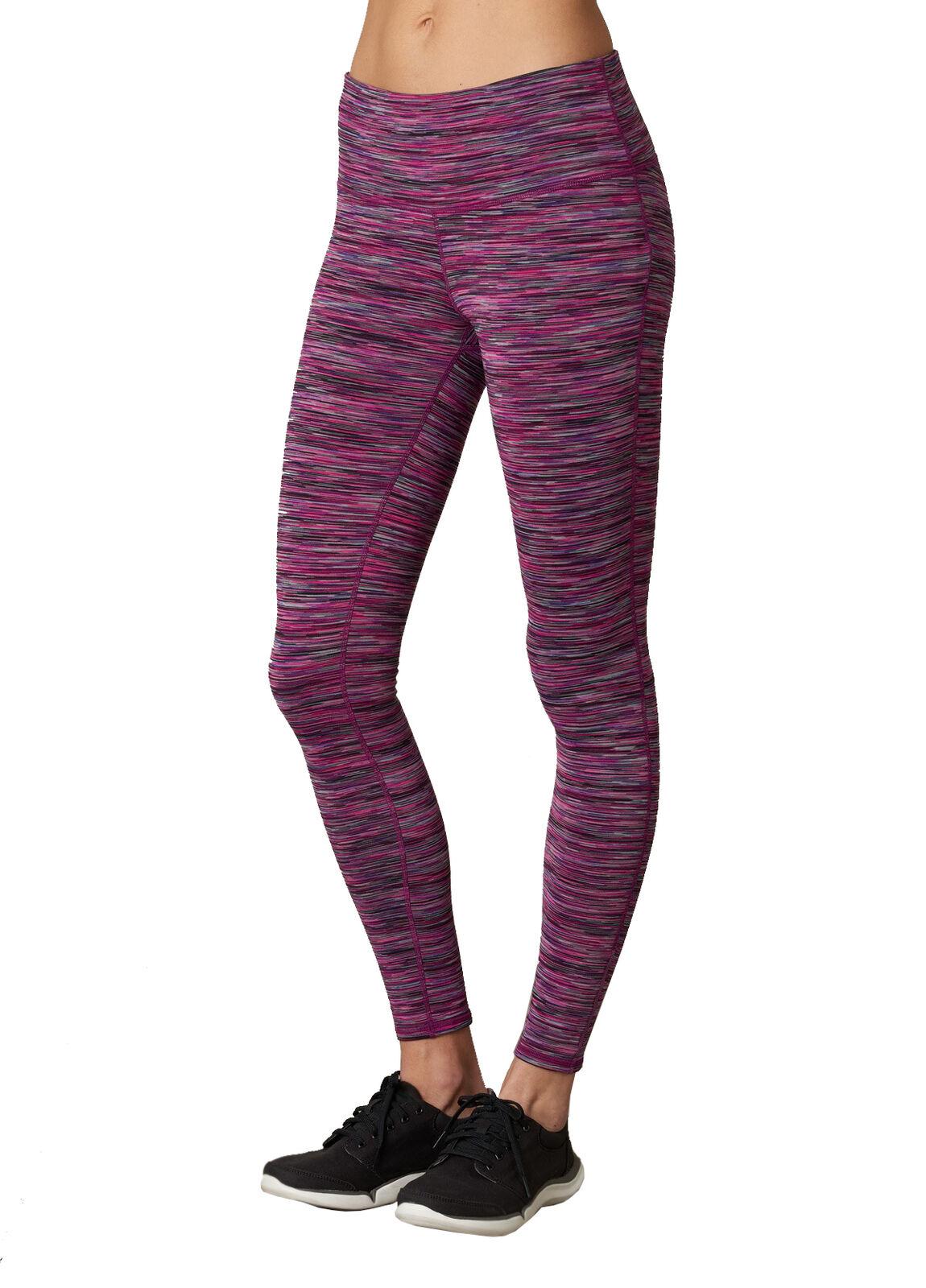 Prana Caraway Tight Grapevine Fitness Yoga Exercise Women's Leggings